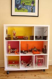 Doll House Bookcase 5 Cool Diy Dollhouses Made Of Simple Bookcases Shelterness