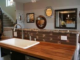 Butcher Block Kitchen Countertops Kitchen Minimalist Kitchen Design With Butcher Block Kitchen