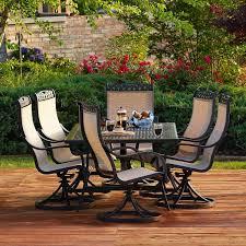 furniture cast aluminum outdoor furniture costco aluminum patio
