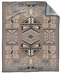 native american patterned wool blankets from pendleton apartment