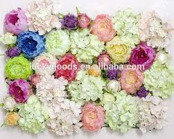 artificial flowers wholesale silk flowers wholesale various color peony flower bloom bulk silk