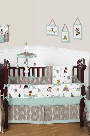 outdoor nature adventure baby bedding 9 piece crib set crib sets