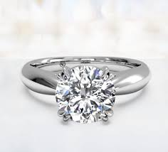 engagement ring solitaire solitaire engagement rings ritani
