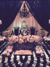 quinceanera ideas parisian quinceañera birthday party ideas 2547488 weddbook