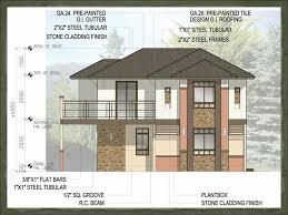 Fresh Philippine House Design With Floor Plan Download 2 Storey