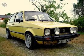volkswagen 412 jonas hjälsten u0027s 1985 volkswagen golf