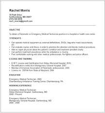firefighter resume templates firefighter resume objective paramedic description habits of ems