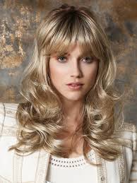 how to get medium beige blonde hair pretty wig by ellen wille long curly wigs com the wig experts