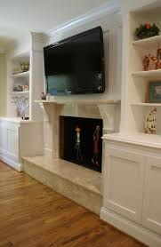 White Electric Fireplace With Bookcase by 1225 Best Fireplaces Images On Pinterest Fireplace Ideas