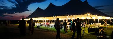 rent a wedding tent party and event rental company wisconsin wedding reception