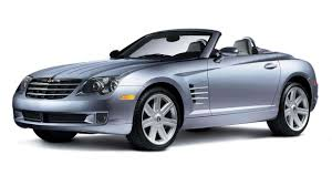 chrysler sports car 2005 chrysler crossfire roadster youtube