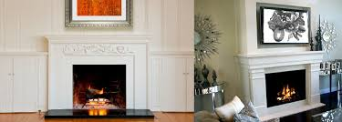 Make A Fireplace Mantel by Make A Statement With Artwork Over The Fireplace Mantle Utr Déco