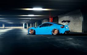 subaru stance wallpapers subaru brz stance light blue cars
