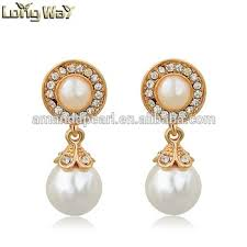 earing design fashion earring designs new model earrings pearl earring designs