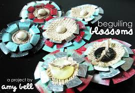 Flowers For Crafts - diy metal flowers positively splendid crafts sewing recipes