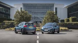 peugot uk peugeot 2008 urban cross announced for the uk