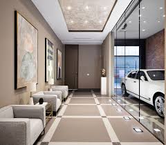 Living Room In Mansion This New York City Mansion Comes With A Bentley
