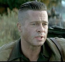 brad pitts haircut in seven 10 best fury haircut images on pinterest beard styles colors