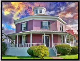 camillus new york wilcox octagon house 1856 historic u2026 flickr