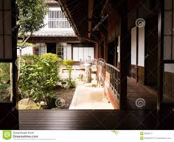 traditional japanese houses in uchiko japan editorial photography