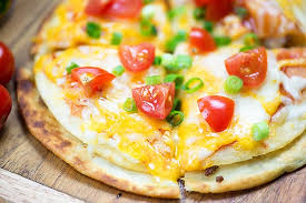 round table taco pizza mexican pizza buns in my oven