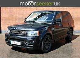 land rover overfinch second hand land rover range rover sport 3 0 tdv6 overfinch