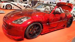Nissan 350z Custom - nissan 350z roadster tuning at essen motorshow exterior