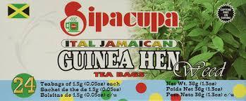 Winkelk Hen Angebote Amazon Com Anamu Tea Jamaican Guinea Hen Weed 100 Roots And