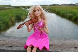 free stock photo barbie blonde doll