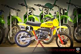 arizona mikes vintage motocross bikes wardy u002777 rm125 moto related motocross forums message boards