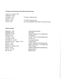 friday before thanksgiving 2017 2018 district calendar epping elementary u2013 epping nh