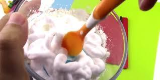 cara membuat slime menggunakan lem fox tanpa borax cara membuat slime dari lem fox povinal sho dll komentarmu