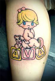 baby lilzeu design tattoomagz