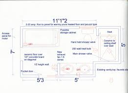 Bathroom Design Floor Plan by Download Master Bathroom Design Layout Gurdjieffouspensky Com