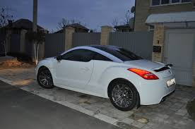 peugeot rcz price 2011 peugeot rcz pictures 1 6l gasoline ff automatic for sale