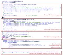 analysis of the shadow brokers release and mitigation with windows