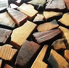 natural wood mosaic tile nwmt031 kitchen tile backsplash mosaic 3d