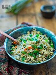 dinner egg recipes p2 hcg diet lunch or dinner recipe fried miracle rice w eggs