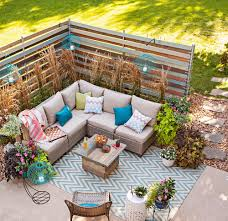 Lowes Trellis Panel Deck Interesting Lowes Deck Planner For Outdoor Decoration Ideas