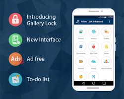 newest android update folder lock advanced app for android goes ad free in the newest