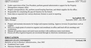 Office Coordinator Resume Examples by Free Office Coordinator Resume Sample Resumecompanion Com
