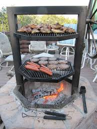 How To Build A Backyard Bbq Pit by The 25 Best Fire Grill Ideas On Pinterest Cast Iron Fire Pit
