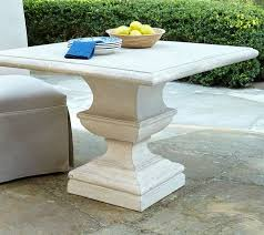 best 25 concrete outdoor table ideas on pinterest outdoor
