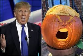 Photos Halloween Pumpkins - photos this halloween trumpkins are taking social media by storm