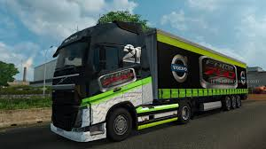 volvo 870 truck volvo fh 750 skin pack euro truck simulator 2 spot