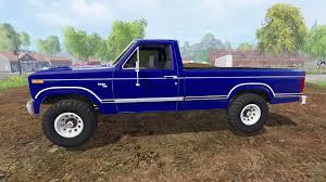 Ford Ranger Truck 2015 - ranger f 150 1981 for farming simulator 2015