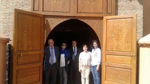chambre d artisanat visite d une délégation ukrainienne au siège de la chambre d