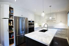transitional kitchen cabinets for markham richmond hill toronto and thornhill custom transitional kitchen design