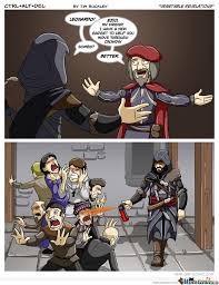 Assassin S Creed Memes - pin by winchester on assassin s creed pinterest assassin