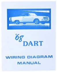 68 dodge dart parts 1968 all makes all models parts l1228 1968 dodge dart wiring